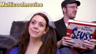 youtube poop the nostalgia critic watches the hat in the cat nsfw