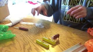 Matsen Miniature Farm Toys Unboxing Youtube