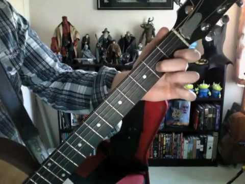 how to play The Chain by fleetwood mac (The Dance) part 1