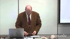 "Theology I Lecture 02 ""Prolegomena, Part II"""