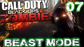 BLACK OPS 3 ZOMBIES BEAST MODE & Rituals | COD Black Ops 3 Zombies Shadows of Evil Walkthrough