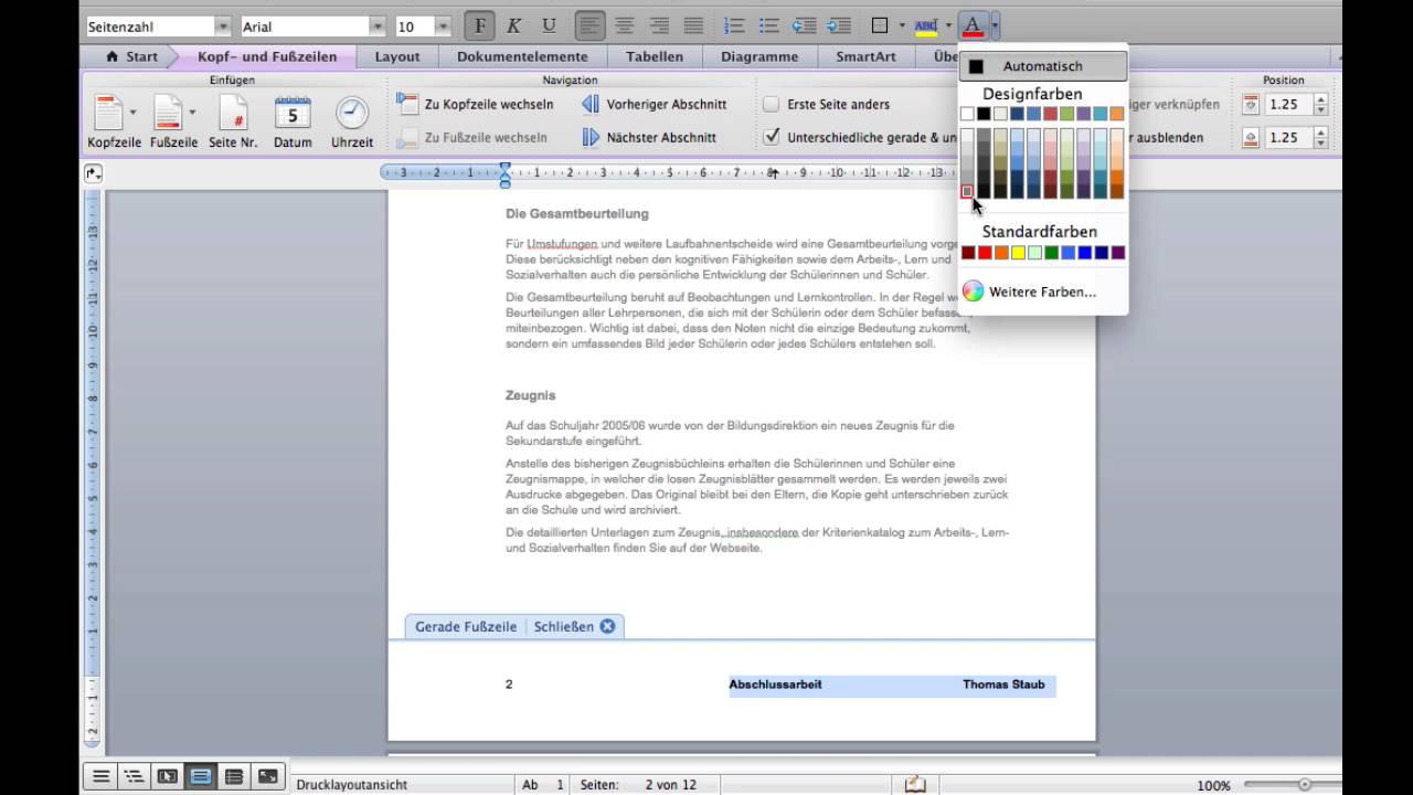 Ein- oder Ausblenden von Excel-Tabellenüberschriften - Office-Support