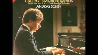 JS BACH - Two-part Invention No.15 in B minor, BWV 786