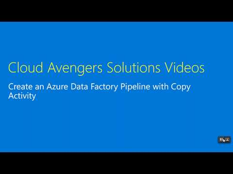 How to create Azure Data Factory - YouTube