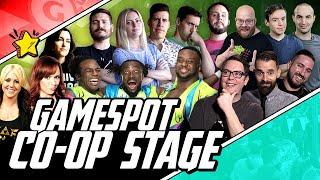 GameSpot's E3 2018 Co-Op Stage Gets A Super Cast! thumbnail