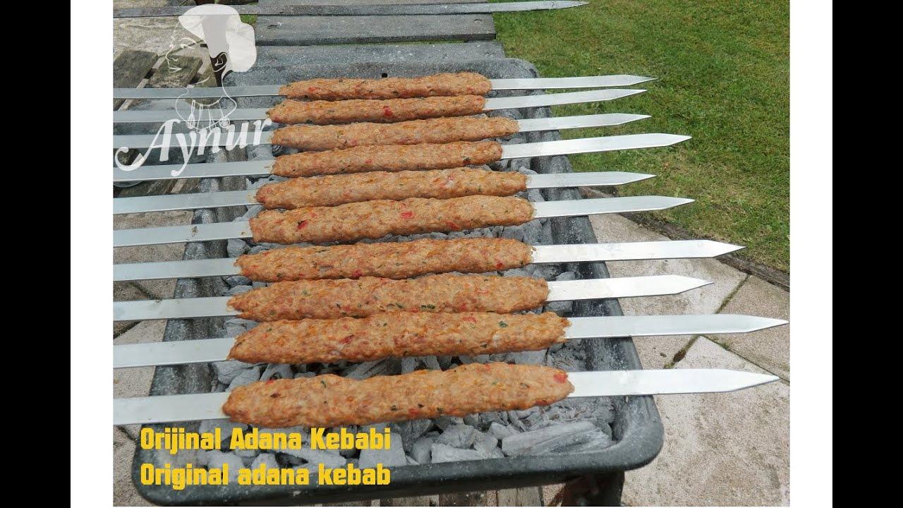 Adana Kebap Tarifi