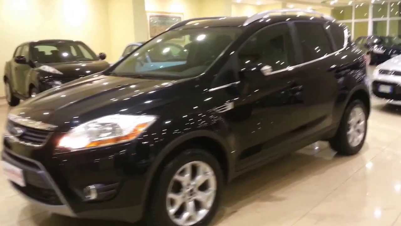 Ford kuga 2wd 2 0 tdci 140cv plus plus pack anno 2012 semestrale aziendale autosalone di pede matera youtube