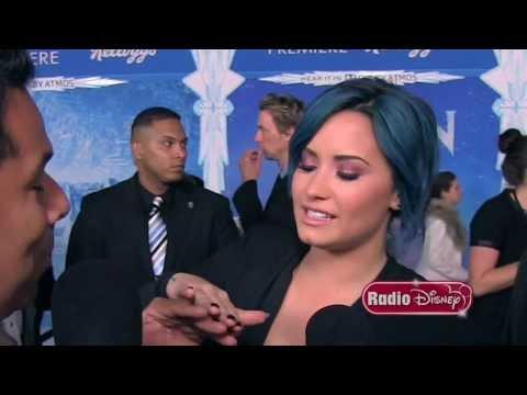 Frozen - White Carpet Premiere with Radio Disney | Radio Disney