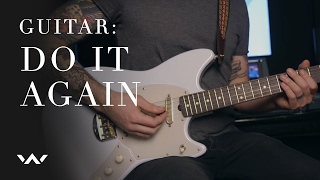 do it again | guitar tutorial | elevation worship