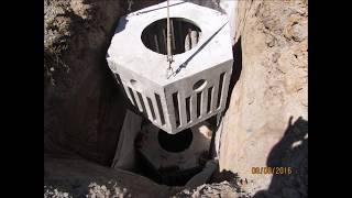 видео Дренажные блоки и тоннели