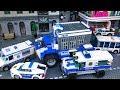Полицейский Вездеход 🚔 Арест Банды 💣 LEGO Мультики про Полицию
