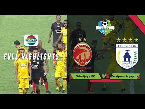 SRIWIJAYA FC (2) vs PERSIPURA (2) - Full Highlights   Go-Jek Liga 1 bersama Bukalapak