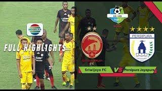 SRIWIJAYA FC (2) vs PERSIPURA (2) - Full Highlight | Go-Jek Liga 1 bersama Bukalapak