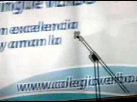 Katharsis en Vivo... Concierto Colegios Verbo Zona 16
