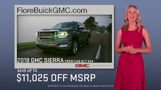 May Special Offers & Deals | Discounts on Most Buick & GMC SUVs & Trucks | Fiore Buick GMC | 16602