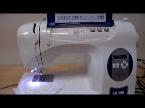JAGUAR LW 200 LW и PS серия видео обзор