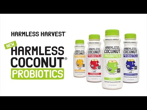 Harmless Harvest Coconut Probiotics at Fresh Direct
