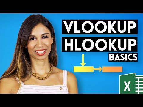 Excel VLOOKUP: Basics of VLOOKUP and HLOOKUP explained with examples
