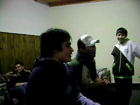 karaoke de Maty y Agustin