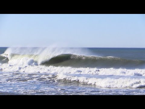 Sand Bar Surfing Raw | Ventura County, CA