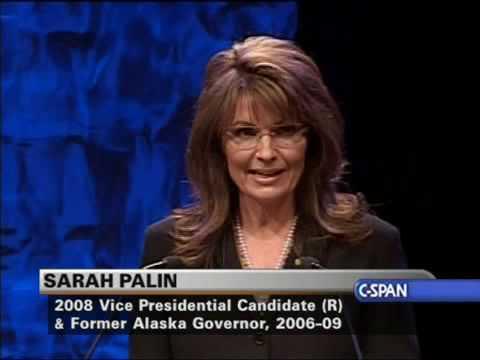 Sarah Palin Keynote Speech at National Tea Party Convention