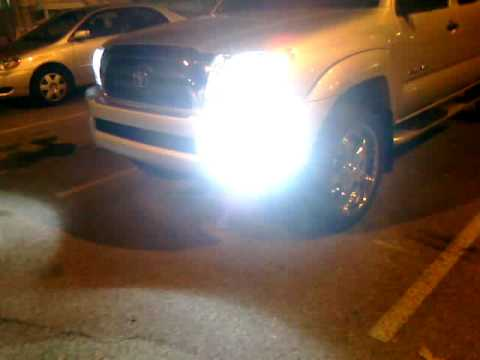 Tacoma trd hid kit youtube tacoma trd hid kit publicscrutiny Image collections