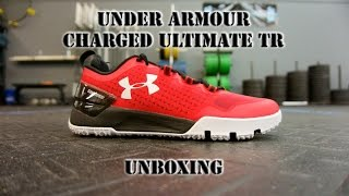 Unboxing the Under Armour Charged