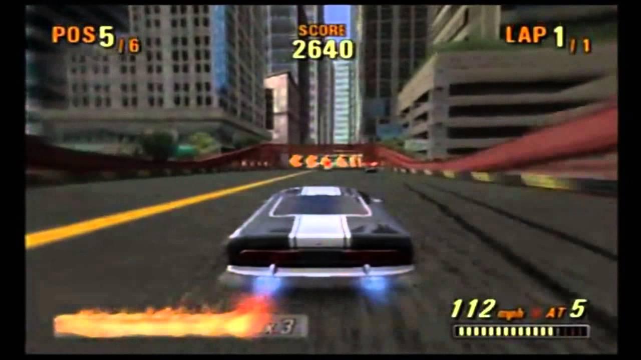 Free Games: Burnout Takedown 3 Music