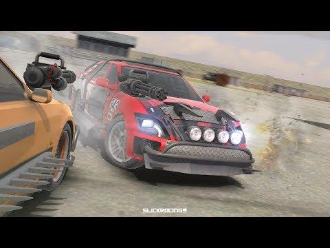 Баги и нычки в игре Slick Racing: Гонки на выживание 3D (Вк)