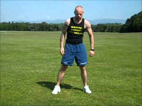 Dynamic Stretches For A Full Body Warm Up