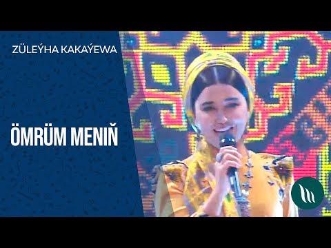Züleýha Kakaýewa - Ömrüm Meniň | 2020