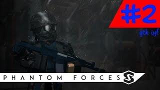 ROBLOX-Highlight Phantom Forces GTK IYF #2 [FullHD]