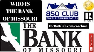 Who Is Bank Of Missouri & Why You Should Stay Away From Their Products - MyFICO,Bankruptcy,Budget