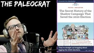 The Secret History of 2020 (in under three minutes) | Paleocrat Diaries, with Jeremiah Bannister