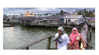 Brunei's Kampong Ayer: World's largest settlement on stilts