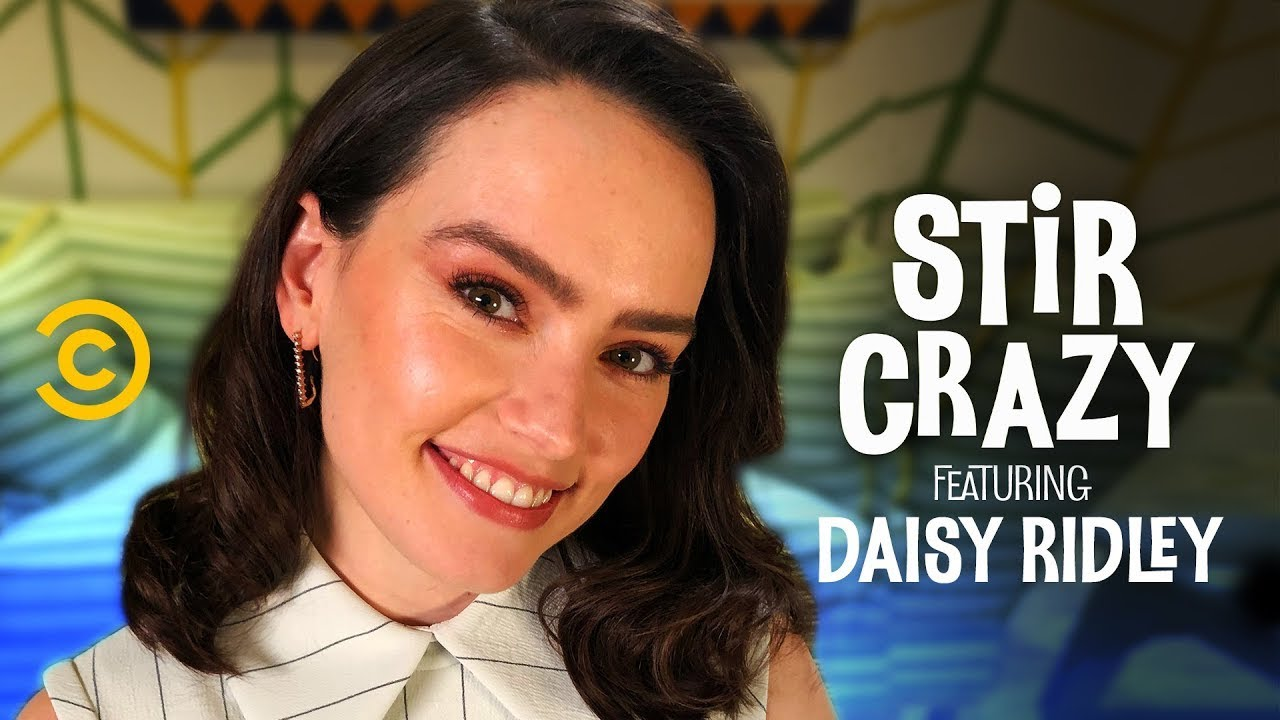 "Daisy Ridley Loses Her Mind Meeting ""Matilda"" Actress Mara Wilson – Stir Crazy with Josh Horowitz"
