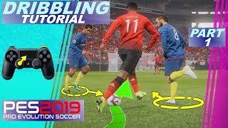 PES 2019 | Dribbling Tutorial | Part 1 | 4K UHD HDR