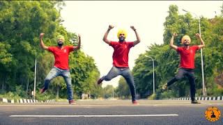 KANGANI Bhangra Routine | Rajvir Jawanda | Dj Hans | Jassi Bhullar | DTU Bhangra