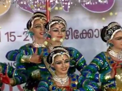 MAYIL-GROUP DANCE,PRESENTATION H S S-CALICUT- STATE 1ST PRIZE WINNERS 2015