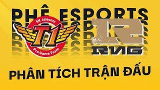 SKT vs RNG - Sức Mạnh Của Người Hàn | Phê Esports #5