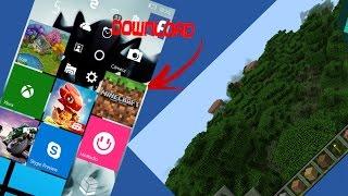 ▶ Como baixar Minecraft PE no windows phone em um método muito facil!!◀