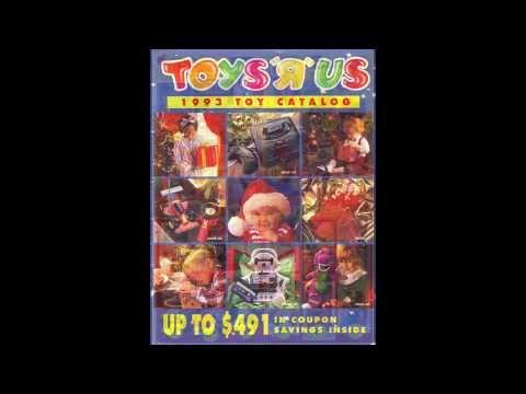 1993 Toys R Us Catalog/400th Video