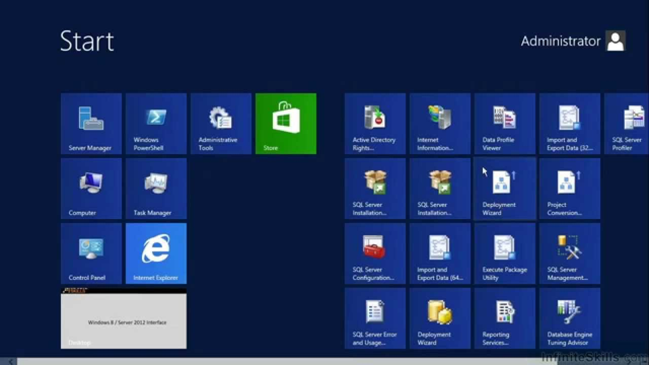 Microsoft Sql Server Exam 70 461 Tutorial Windows 8 Server 2012