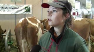 Sommet de l'Elevage 2011 - Les femmes et l'agriculture