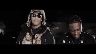Yanga  - Who Shot Ya feat. Da L.E.S (Official Music Video)