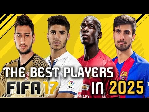 THE BEST PLAYERS OF THE WORLD IN 2025 - FIFA 17 Career Mode (Pogba, Asencio, Donnarumma, Gomes)