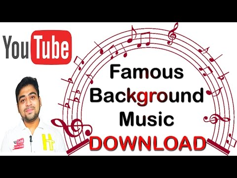 How to  Add Famous  Background Music  In YouTube s  Explained  Hindi