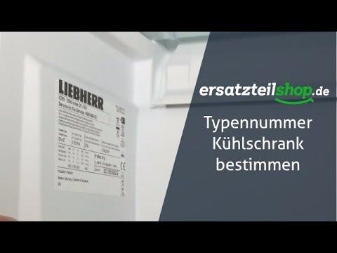 Aeg Kühlschrank Baujahr Bestimmen : Typenschild typennummer kühlschrank seriennummer kühlschrank