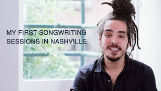 Lessons From My First Songwriting Sessions in Nashville