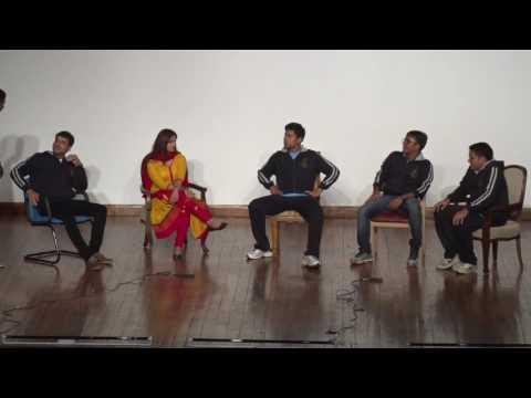 Jaan Laga Diye Hain' performed at 91st Foundation Course at LBSNAA